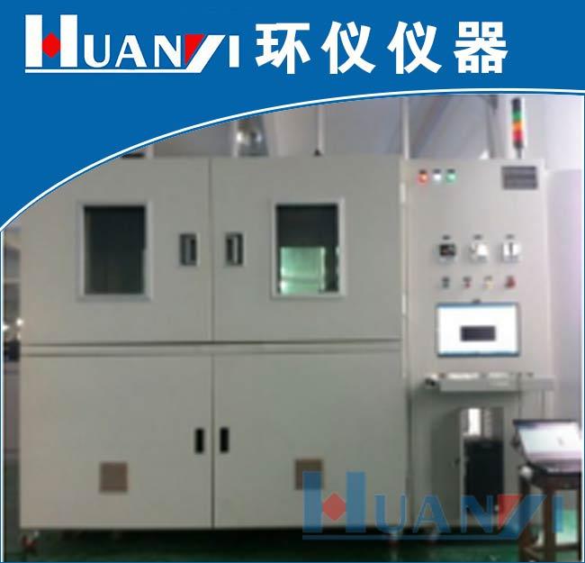 水冷板的预处理和压力mai冲综合测试台