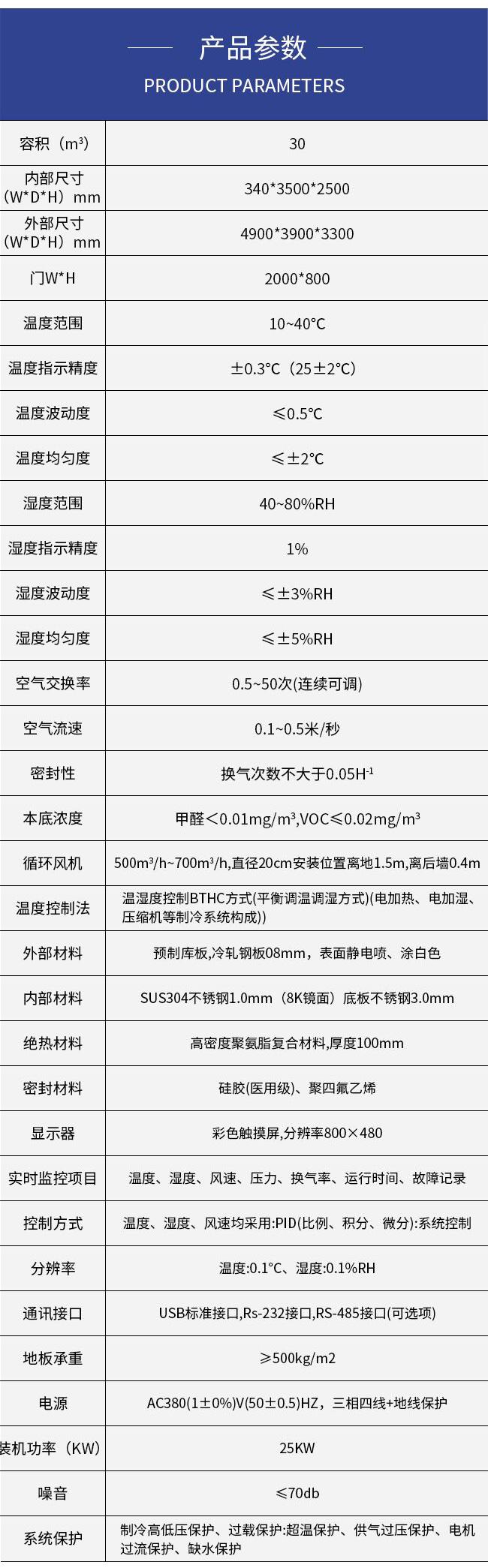 30?kongqi净化器性能测shi舱品牌